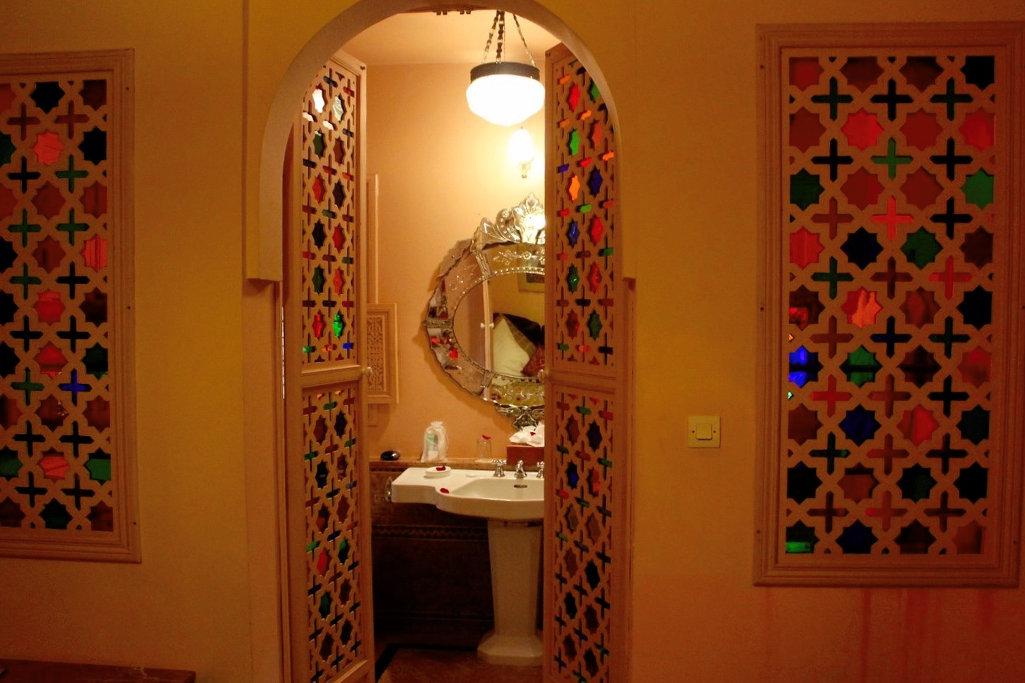 Ein marokkanisches Paradies: das Hotel Dar Ayniwen in Marrakesch ...