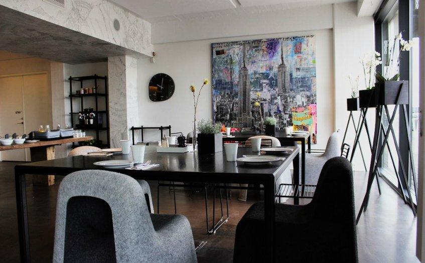 Stay cool das stylische mega hotel in kopenhagen for Stylische hotels